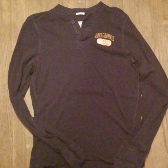 Abercrombie & Fitch Other - XL Mens Abercrombie long sleeve shirt